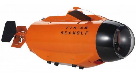 seawolf sport sous marin