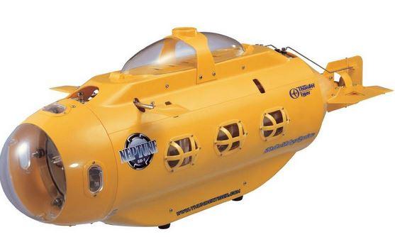 thunder tiger 5220 sous marin